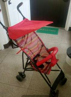 APRUVA LIGHTWEIGHT STROLLER FOR SALE!!!