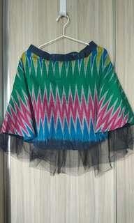 Batik tutu Skirt - Oemah Etnik
