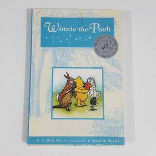 Winnie-the-Pooh by A. A. Milne [Hardcover]