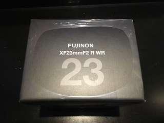 Fujinon XF 23mm F2 Black Noir Bekas Rasa Baru Bukan XF 56mm 16mm 35mm