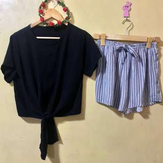 Knot top only