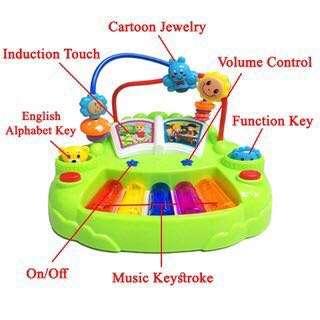 [BNIB] Musical education Piano toy