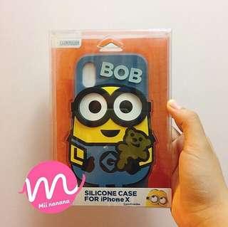 Minion Bob iPhone X Soft Case $348/1