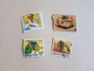Singapore Stamp