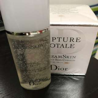 Dior BB and Lotion