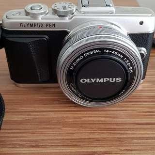 Kamera Mirrorless Olympus Pen Lite EPL-7