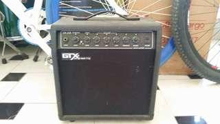GTX Amplifier