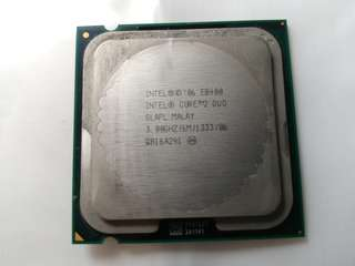 intel core 2 duo e8400 3.0GHz cpu LGA775