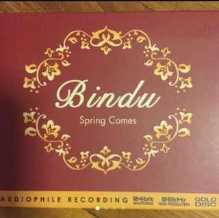 ( New Age ) Bindu - Spring Comes ( CD )