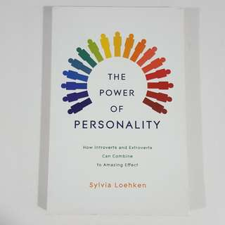 The Power of Personality by Sylvia Loehken