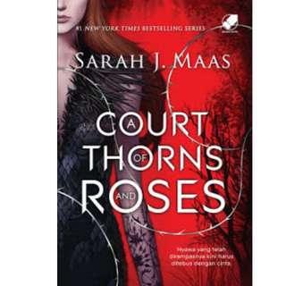 Ebook A Court Of Thorns And Roses - Sarah J. Maas