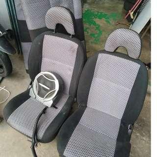 JDMStuff Mira L5 Seat Kancil