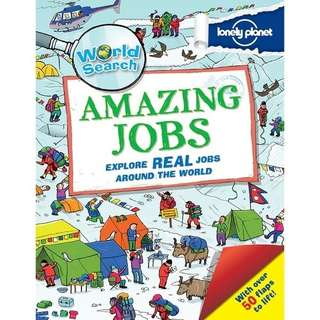 World Search : Amazing Jobs