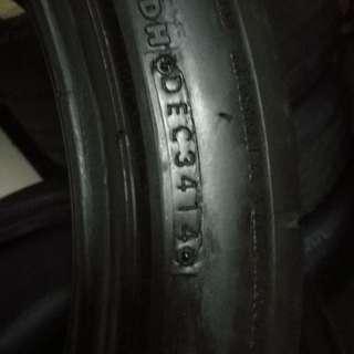 Bridgestone Potenza RE070 RFT 255/40ZR20 285/35ZR20