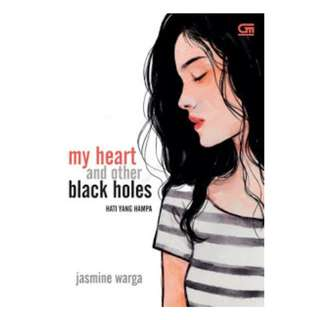 Ebook Hati yang Hampa (My Heart and Other Black Holes) - Jasmine Warga