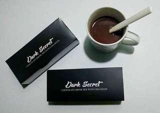 Dark secret slimming choco drink
