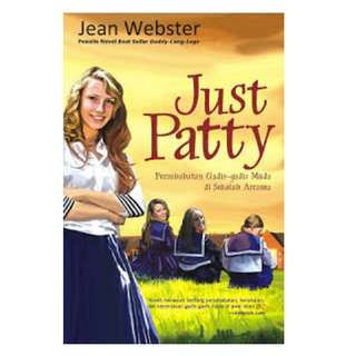 Ebook Just Patty - Jean Webster