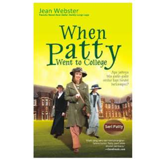 Ebook When Patty When to College - Jean Webster