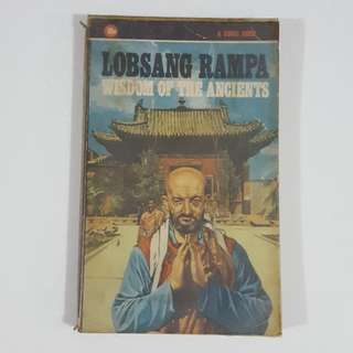 Wisdom of the Ancients by Lobsang Rampa [Vintage]