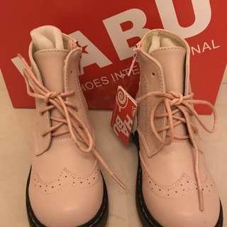 粉紅 童鞋 全新 28號