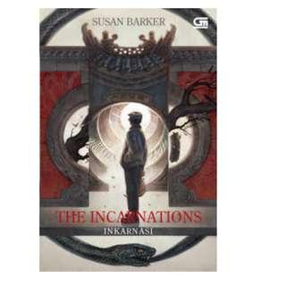 Ebook Inkarnasi (The Incarnations) - Susan Barker