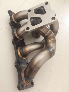 Full race manifold evo 10