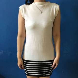 Knit Simple Dress