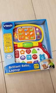 Kids laptop by Vtech
