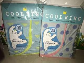 Coreblue Cool King Cooling Blanket for Kids 96x50cm (Original from Japan)