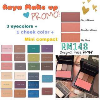 Eyeshadow blush for daily flexible palette mary kay
