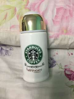 Starbucks drinking bottle