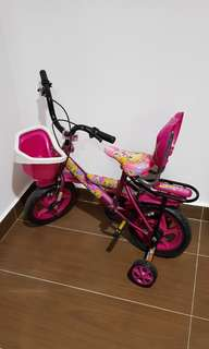 Pink kids Bicycle/ girl bicycle/ kids bike