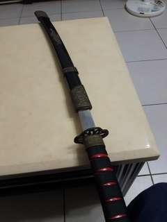 🚚 武士刀