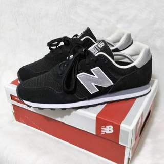 From 3K New Balance 373 Suede Mesh Sneakers