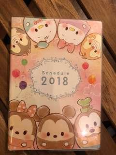 Disney ufufy 2018schedule