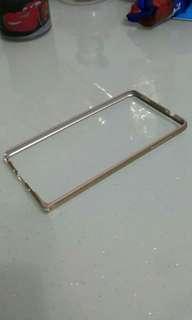 Samsung note 4 金色框架(全新)