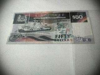 ,50 dollars ship series