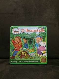 Jack and The Beans Talk Foam Book
