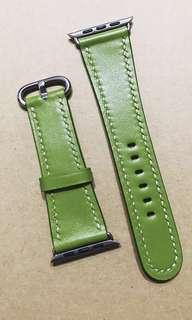 訂製個人皮革錶帶