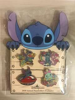 Disney Pin (Stitch)