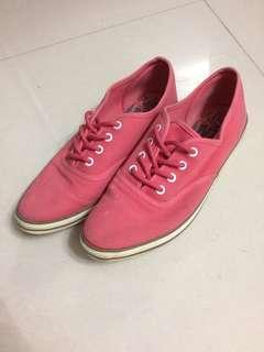 🔥清屋🔥粉紅女裝休閒鞋