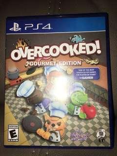 ps4 overcooked