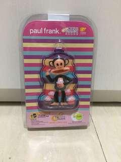 (全新)Paul Frank Octopus 八達通配飾
