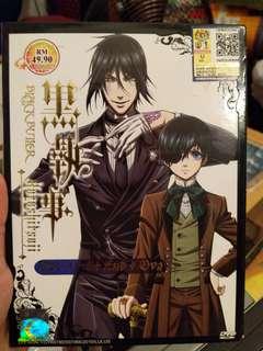Kuroshitsuji S1 DVD