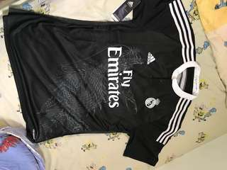 Real madrid away dragon