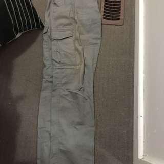 Men's Cargo Pants Olive