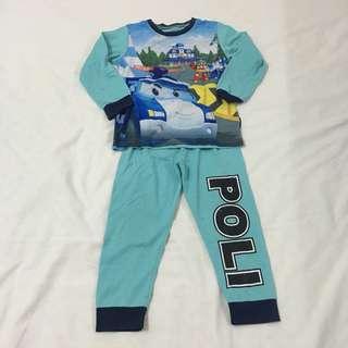 Robocar Poli pyjama