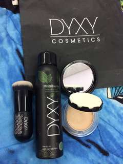 DYXY BC CREAM + Face mist free brush