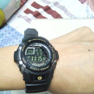 Authentic G-Shock G7710