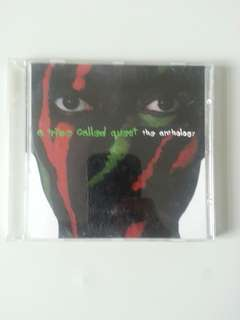 A Tribe Called Quest - CD (Old school hip hop)
